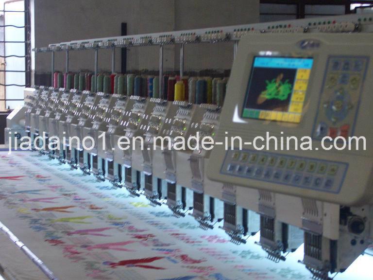 615 Flat Embroidery Machine