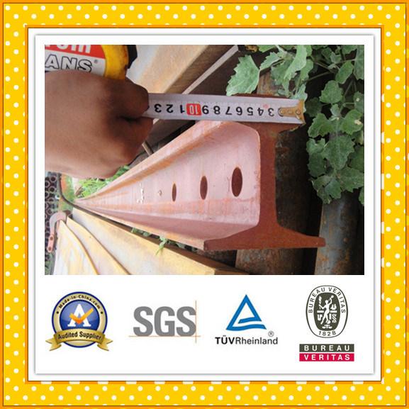 High Quality Steel Rail for Mining Locomotive Use