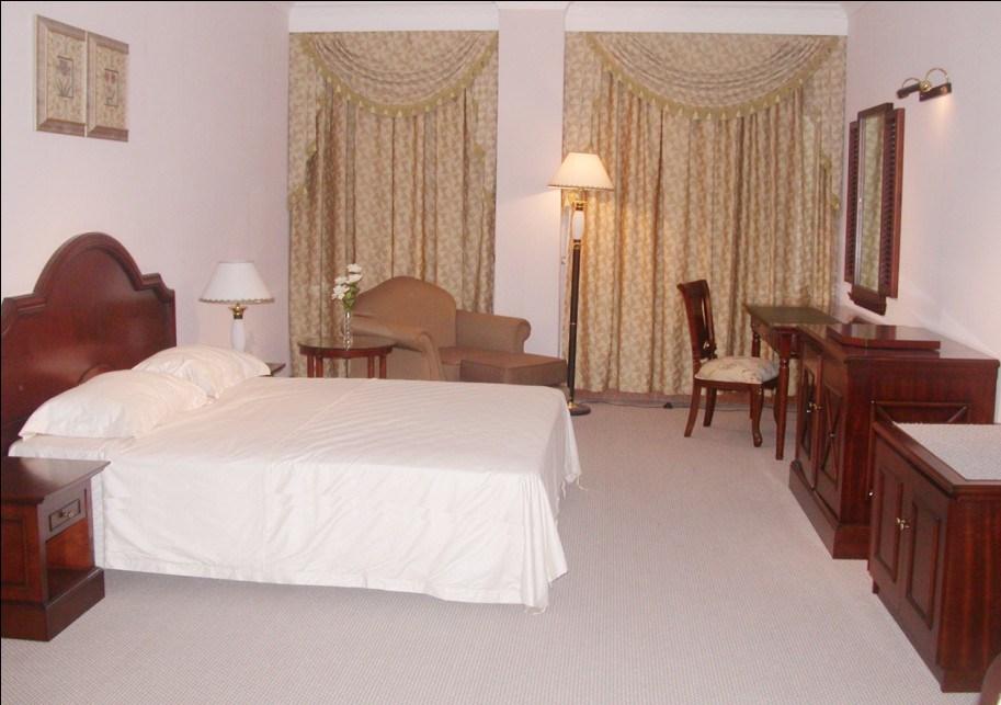 Suite de chambre coucher unique d 39 h tel unique de la for Chambres a coucher modernes simples