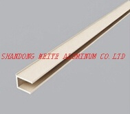 Building Material 0f Aluminium Profiles/Extruded Aluminium Product for Door