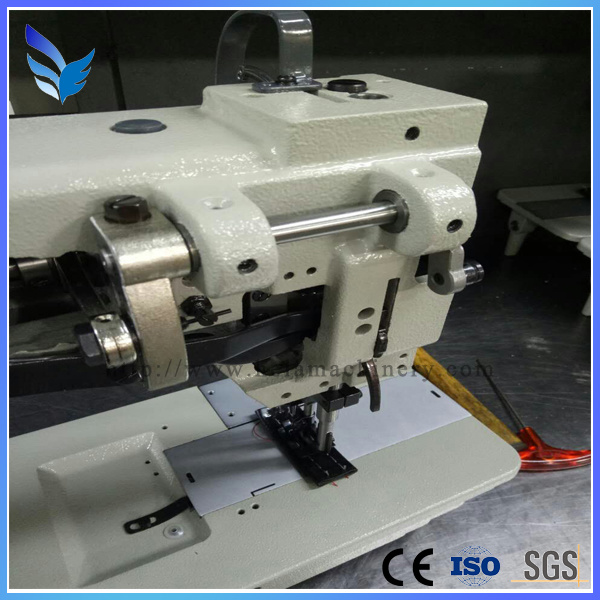 Single/Double Needle Compound Feed Sewing Machine (DU4420-L25)