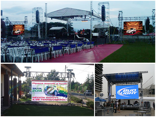 You Tube Video P4.81mm Indoor LED Display for Stage (P3.91/P4.81/P6.25)
