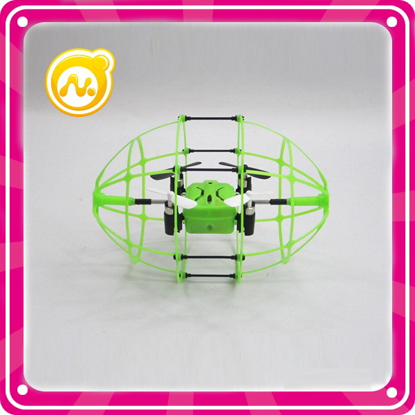 Hottest 4.5 Channels Quadcopter Plastic Gyroscope 2.4G