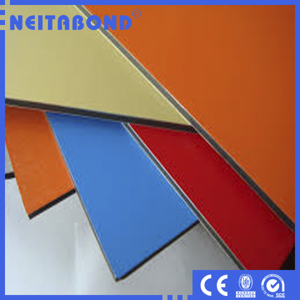 PVDF Coating Aluminum Composite Panel for Exterior Cladding