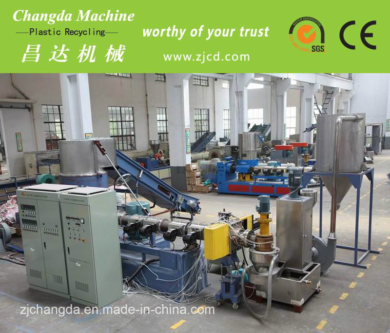 Water Ring Pelletizing Line