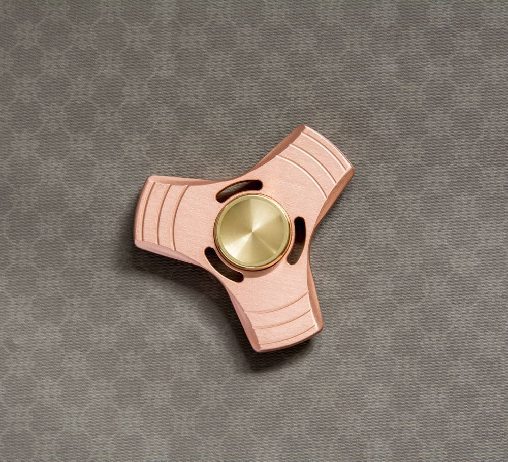 Ceramic Bearing Hand Spinner Fidget Toy