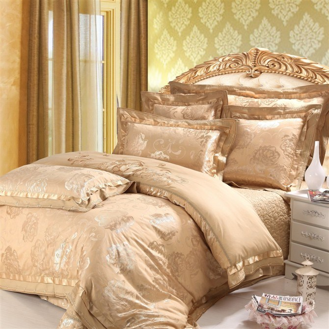 Luxury Bedding Sets (HAR027A) - China Luxury Bedding Sets, Cotton ...