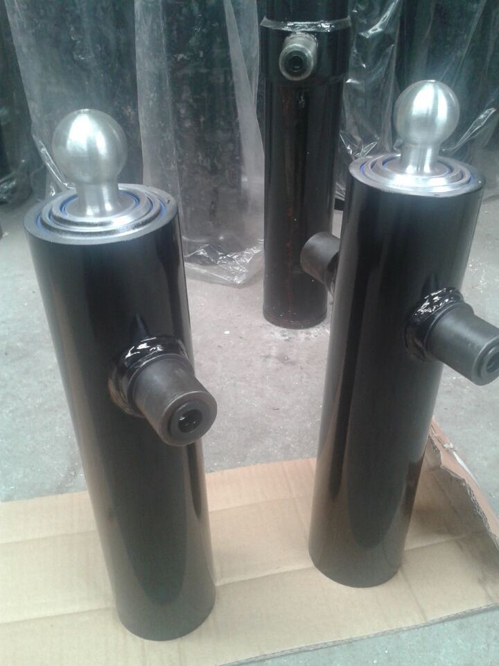 Single Acting Hydraulic Cylinder for Tipper/Dump Truck