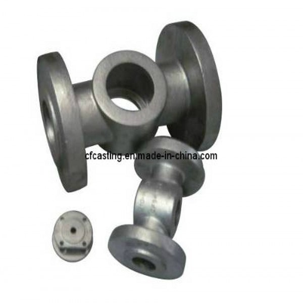 OEM Stainless Steel Casting Parts by CNC Machining