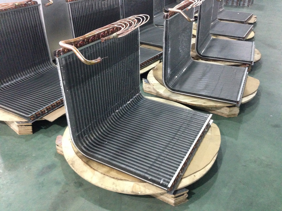 HVAC Heat Exchanger Coils for Industrial Dehumidifier