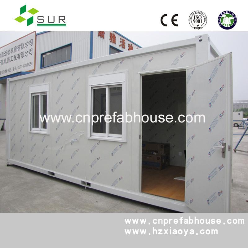 Prefab Mobile Economical Container Apartment