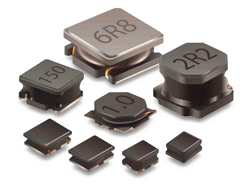 Shielded Power Inductors, Low Cost, High Efficiency