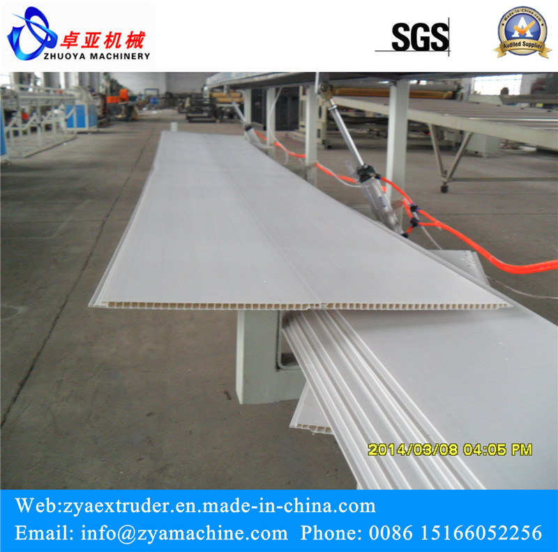 PVC Siding Board/Wall Panel/Ceiling Board Extruder Machine
