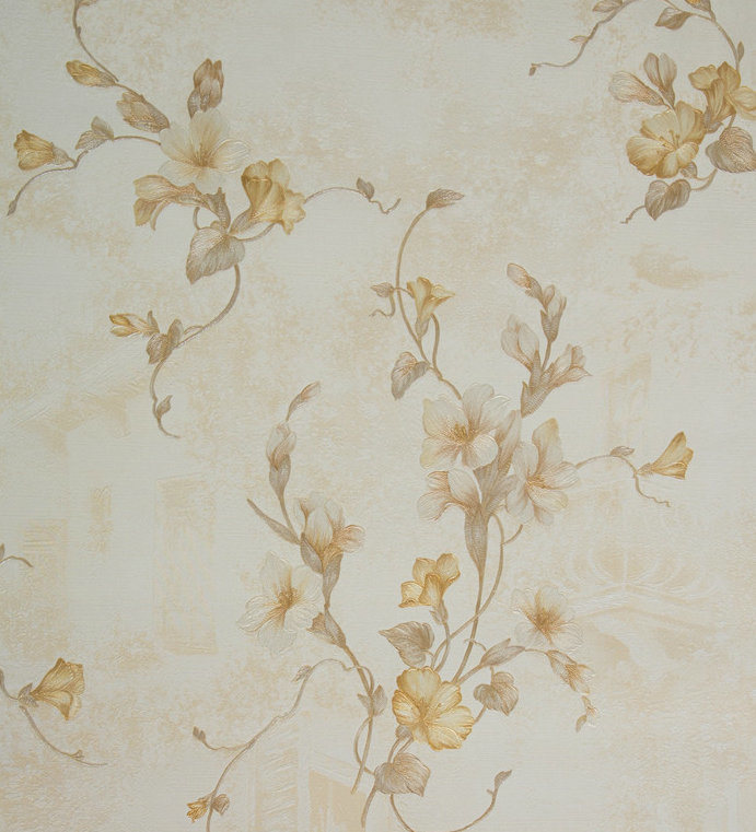 Italy Design Deep Embossed Vinyl Wallpaper (53CM*10M)