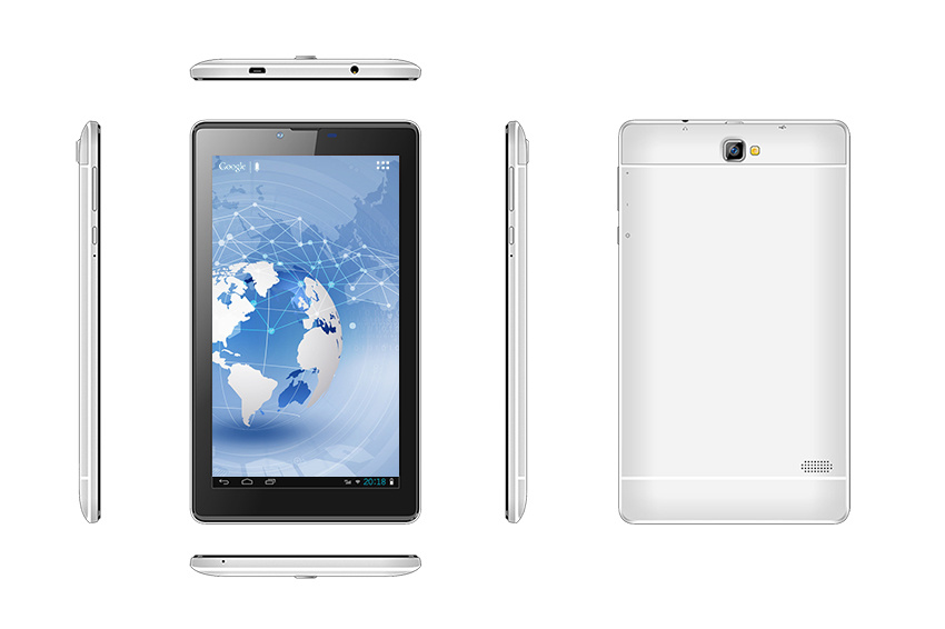 7 Inch Android Qualcomm Msm8916 Quad Core Tablet PC