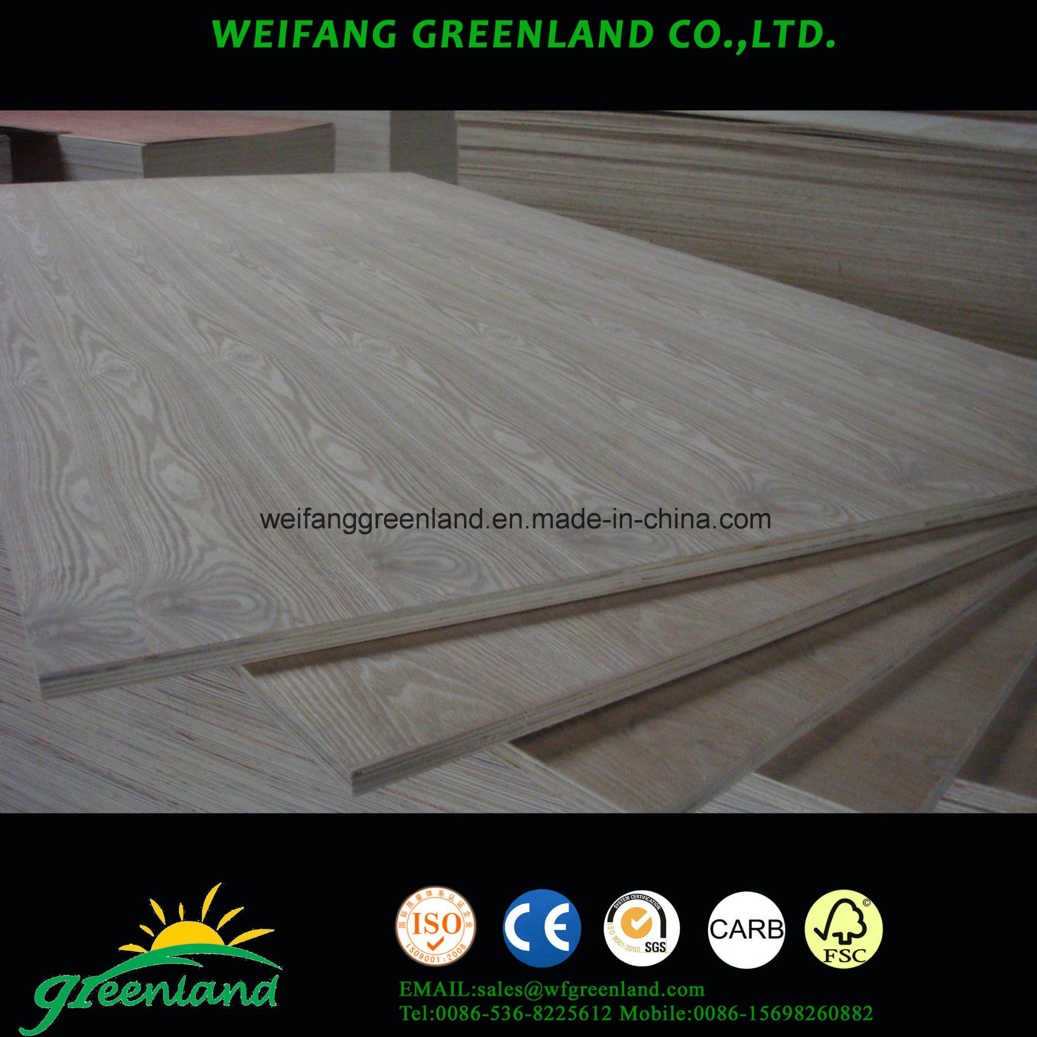 Teak Engineered Fancy Plywood for Furniture