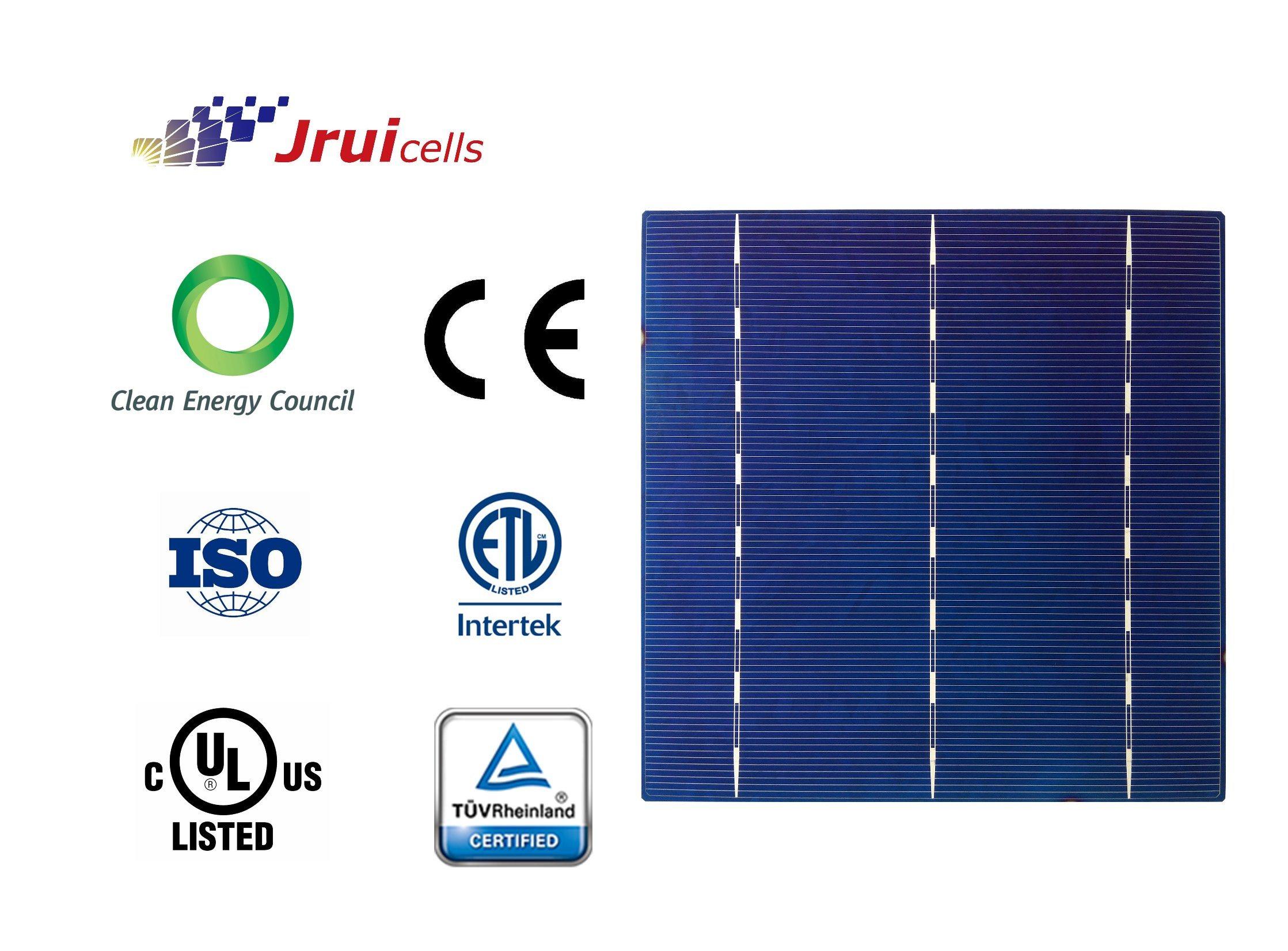Pid Resistant Polycrystalline Solar Cells