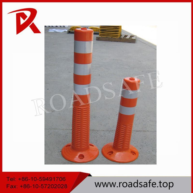 Hotsale Road Safety Spring Post Plastic Delineator Posts