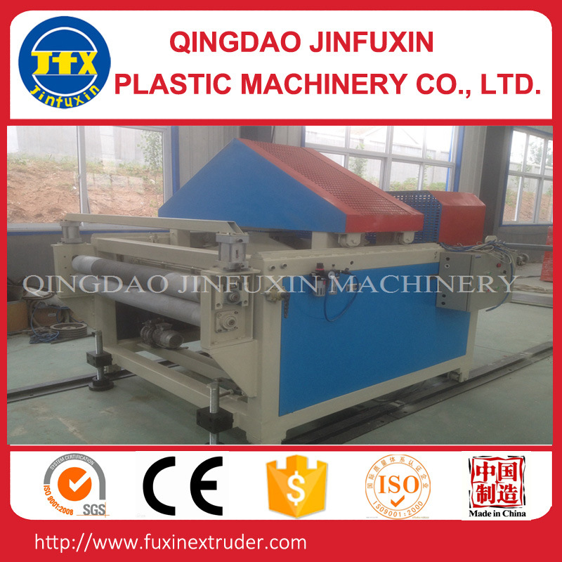 Plastic PE Artificial Grass Mat Extrusion Machine Line