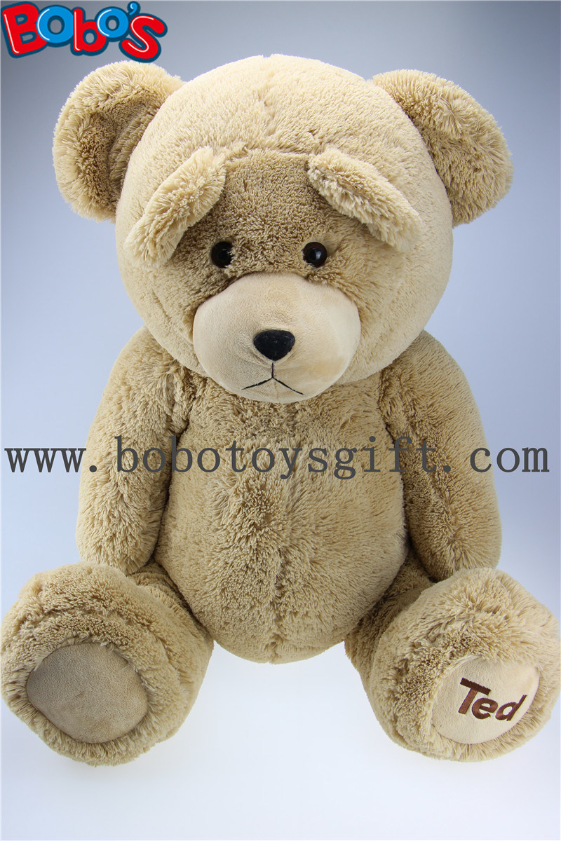 Funny Toy Gift Soft Plush Stuffed Ted Bear Toy Doll in Big Size