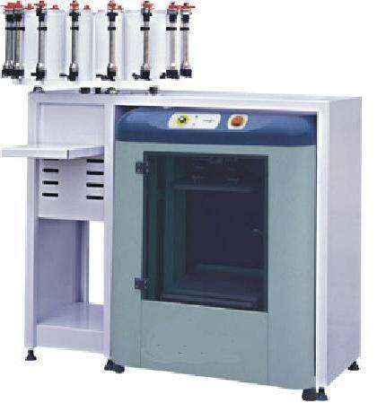 Manual Vibration Shaker and Dispenser Combine