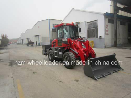 Manufacturer of Shovel Hzm916 Jn916 Zl16 Wheel Loader Radlader