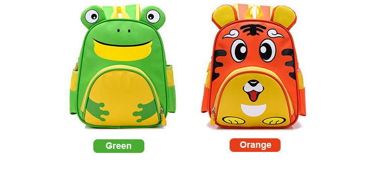 New Model Cartoon Design Child School Bag