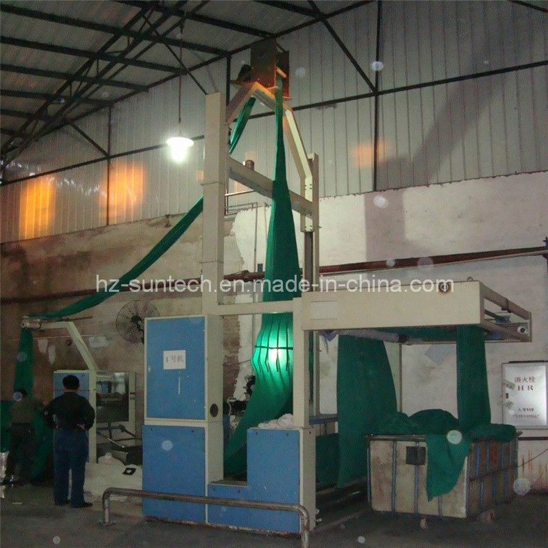 Tubular Fabric Slitting Machine (Raw and Wet Fabric) (ST-TFSM-01)