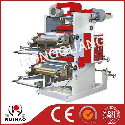 Double Color Flexible Printing Machine