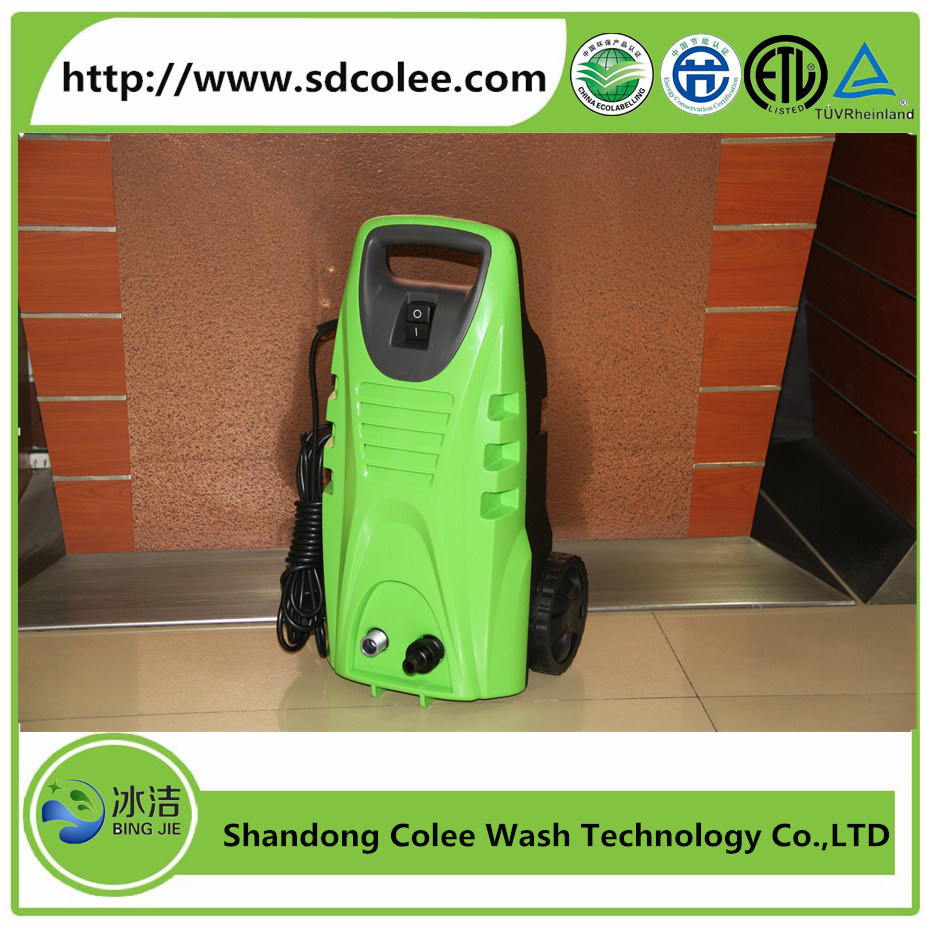 Cold Water High Pressure Cleaning Tool for Family Use
