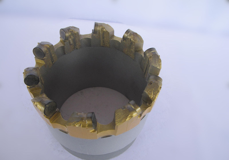 PDC Core Drill Bit for Engineering Surveying