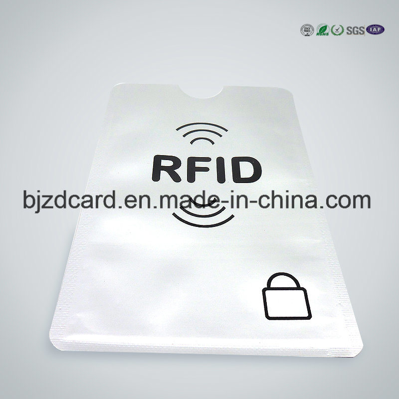 Waterproof Credit Card Passport Debit Cards Protector RFID Scan Blocking Sleeve