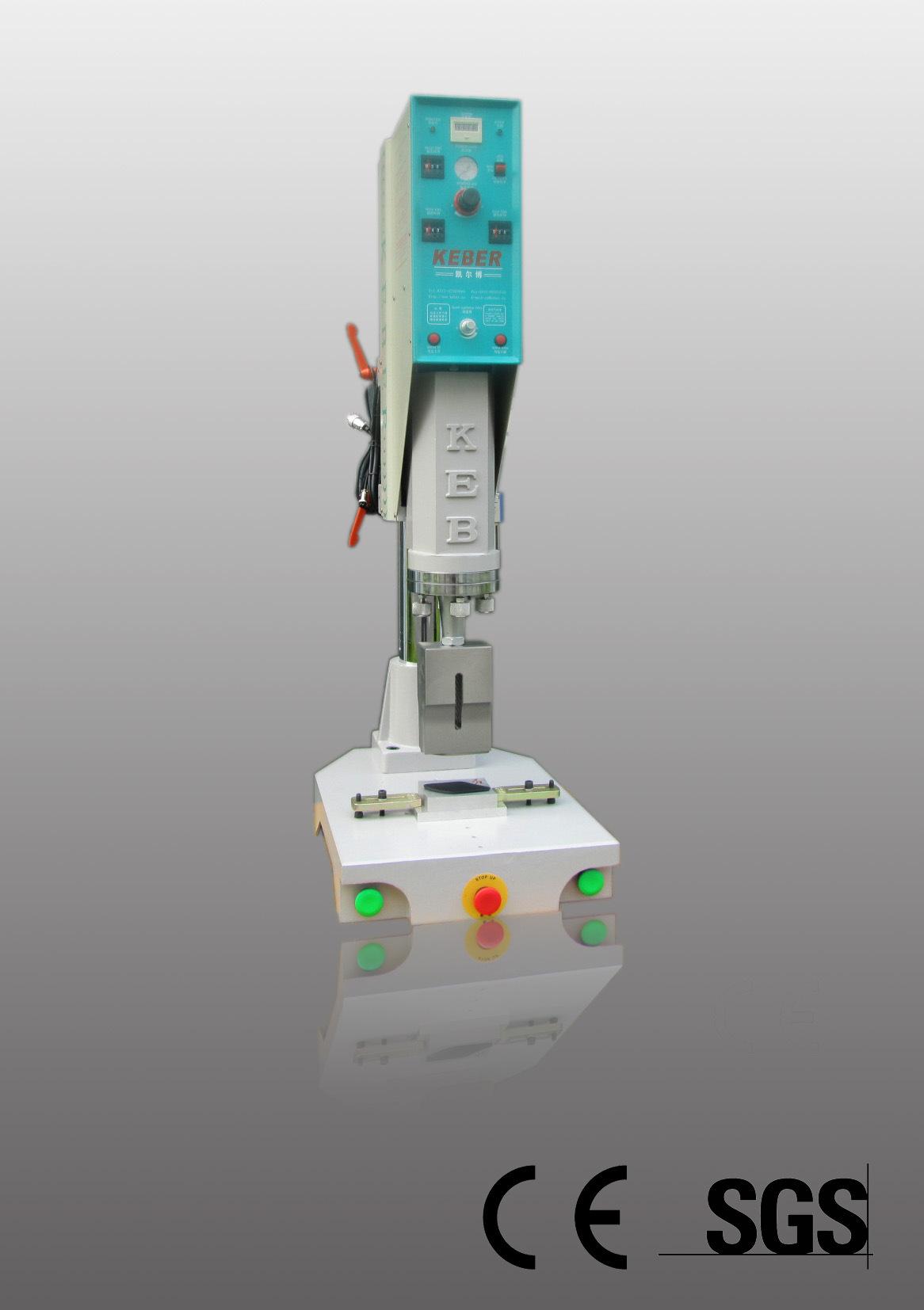 CE Approved Ultrasonic Welding Machine Keb-Un2000/Keb-Us8000