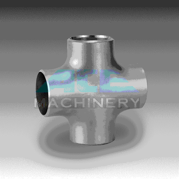 Stainless Steel Sanitary Grade Clamped Cross Pipe Fittings (ACE-PJ-E4)