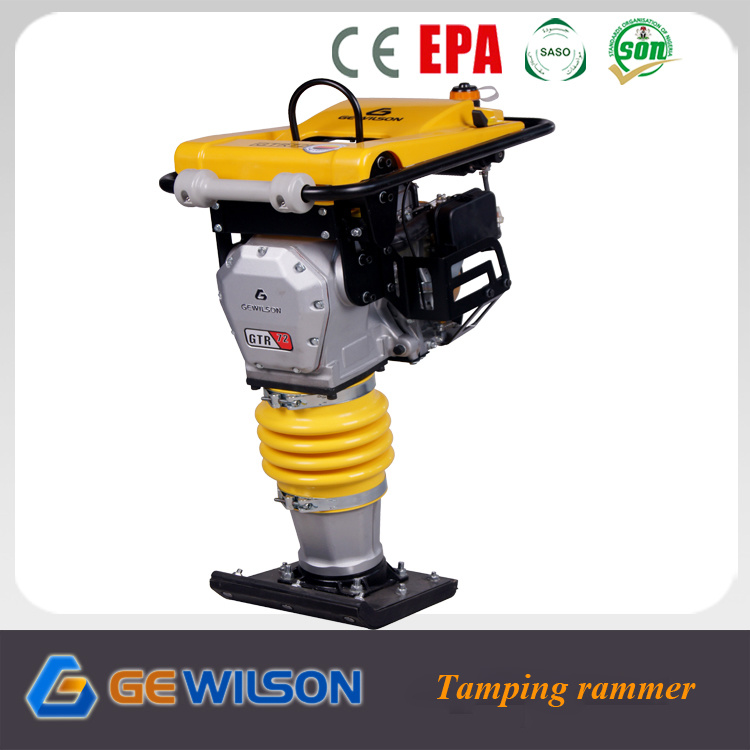 Tamping Rammer with Petrol Engine Hot Seller
