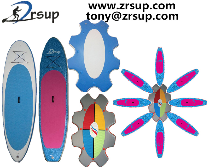 Tourism Portable Good Quality Design Fashion Cheap Hot Sales Waterproof Yoga Paddle Board Sup