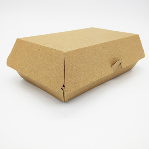 Disposable Hamburger Box
