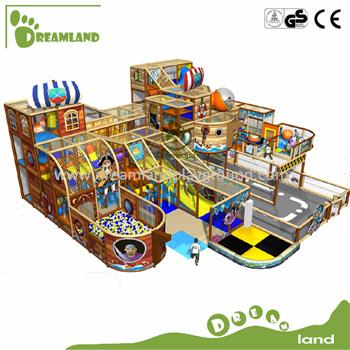 Dreamland Kids Indoor Playground for Sale