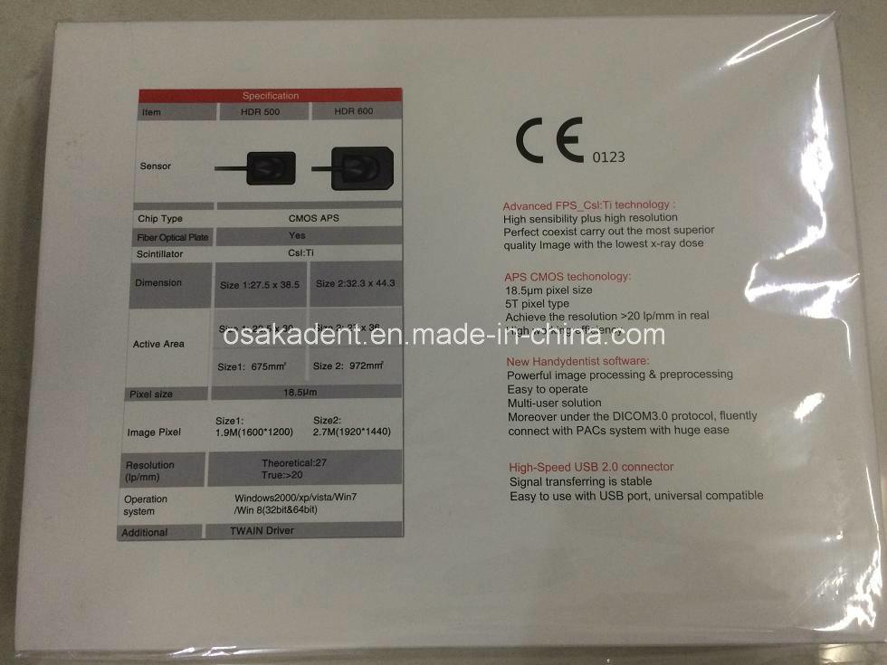 Dental Digital X -Ray Sensor /Dental Rvg Osa-F065b