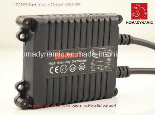 Best Seller 12V 35W HID Slim Xenon Ballast/HID Kit/Ballast/HID Ballast