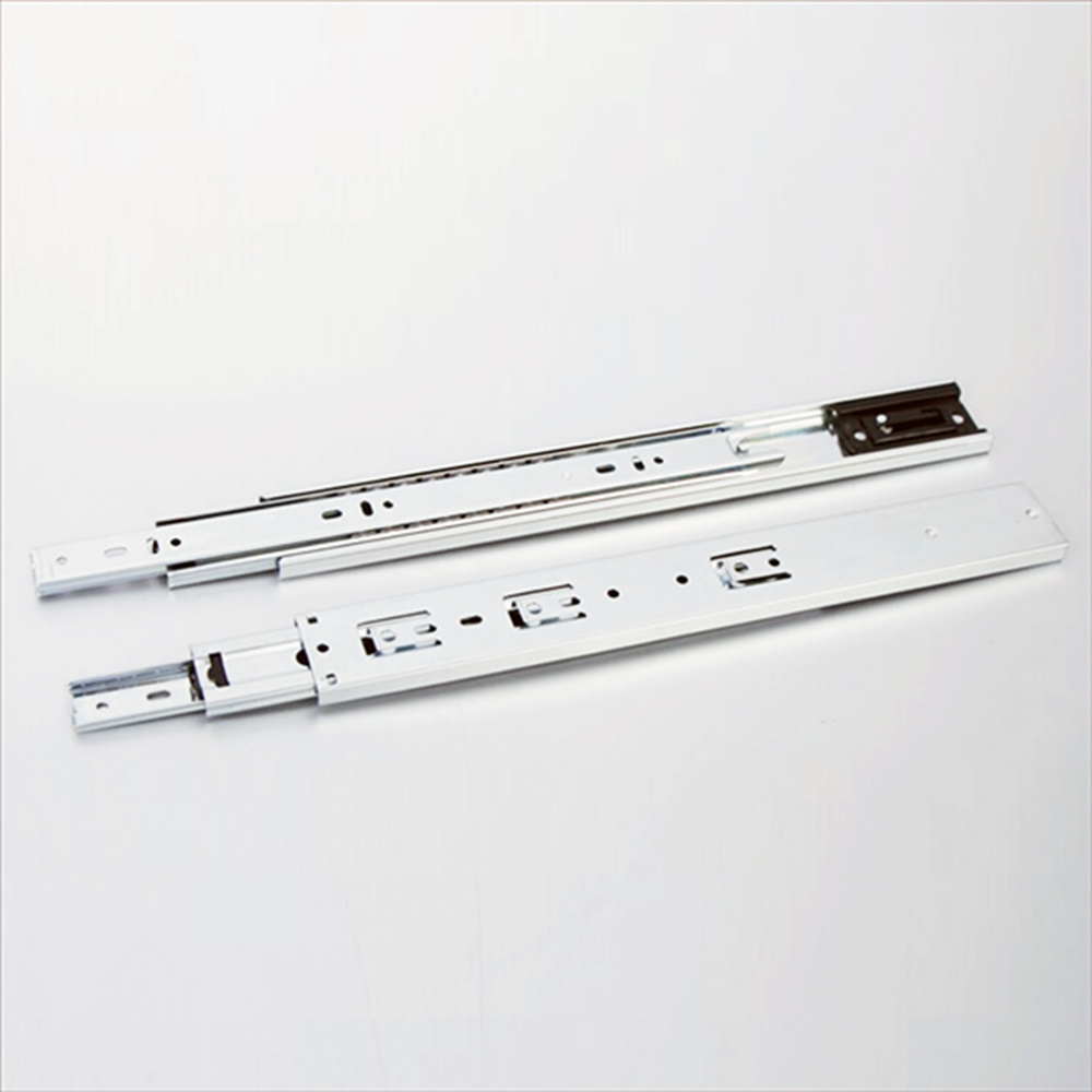 High Quality Self Locking Bedroom Cabinet Drawer Slide