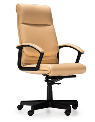 Leather Classical Swivel Aluminium Eames Manager Hotel Office Boss Chair (HX-NCD430)
