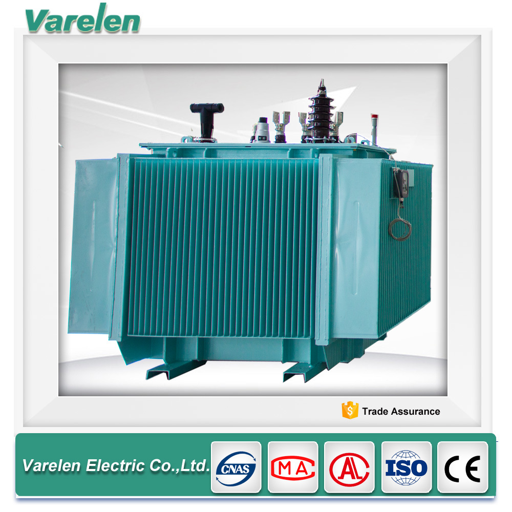 2017 Hot Sell Three Phase Oil Type Transformer