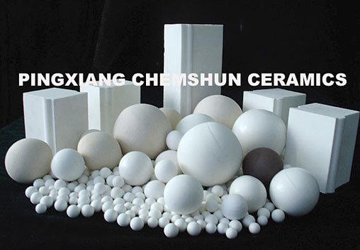 High Alumina Grinding Ball & Brick Lining for Ball Mill and Pebble Mill