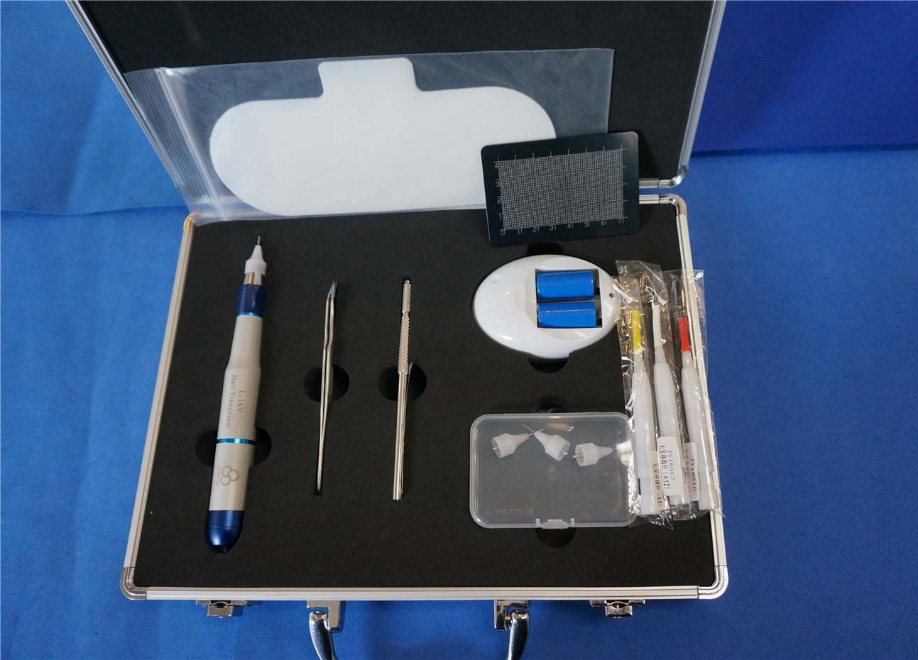 Portable Hair Transplant Fue Follicular Unit Extraction DC Type