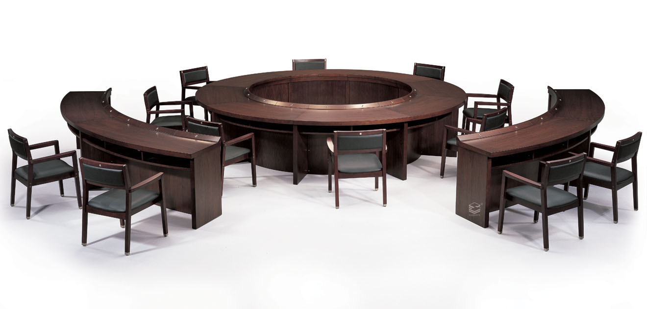 Industrial Office Furniture Conference Table | Trend Home Design And