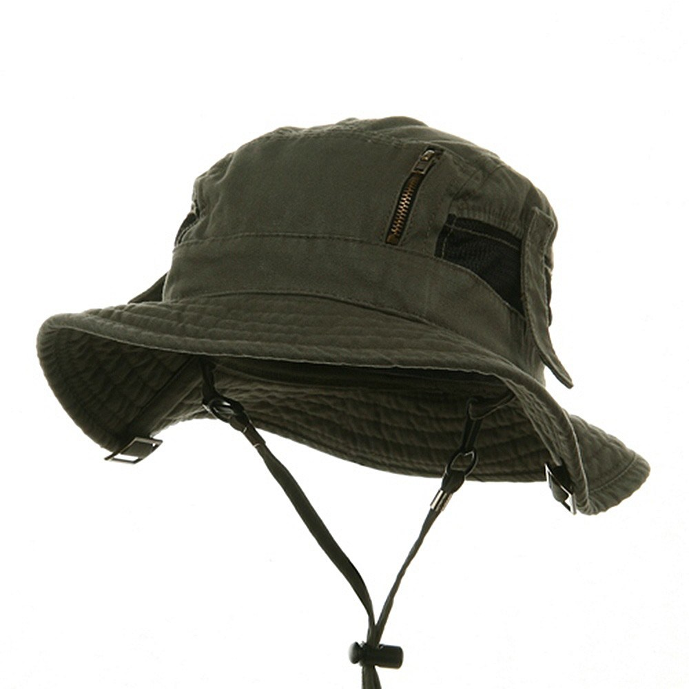 China canvas fisherman hat khaki zj2120 photos for Fitted fishing hats