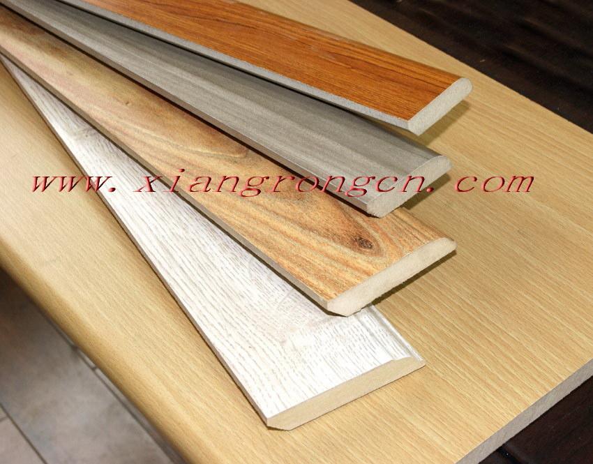 Laminate flooring reducer molding laminate flooring for Laminate floor trim