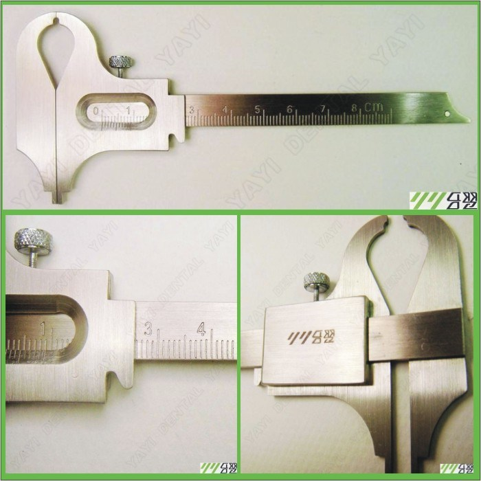 Dental Ruler Yayi-G-025 Dental Vernier Caliper