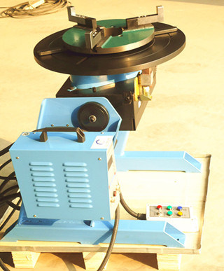 Small Welding Positioner with High Quality CE Certificate